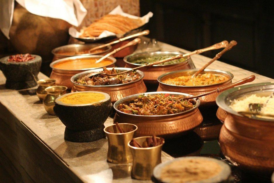 La cuisine indienne : un repas de mariage original